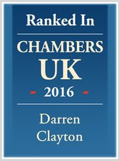 "Darren Clayton is one of the founding partners of the firm and has a reputation for being ""great at negotiating..."