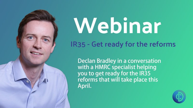 Forgotten about the IR35 Reforms? HMRC hasn't….