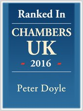 "Peter Doyle is highly valued by his clients for his experience, with sources noting that he ""has seen it all,..."