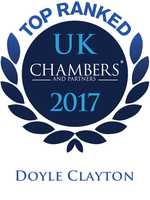 Top Ranked Chambers UK 2017