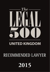 "Anita de Atouguia is ""very knowledgeable"".Legal 500 Guide 2015"