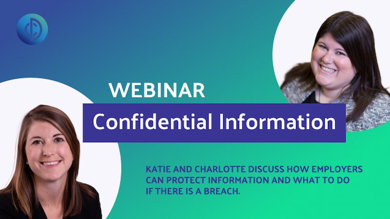 Confidential information: what can be protected and what can be done if it is misused?