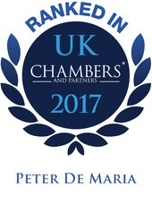"""Peter De Maria advises senior executives and directors on a wide range of employment and partnership issues. He is especially..."