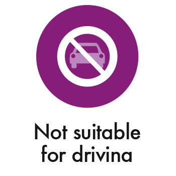 Icon Anti Driving