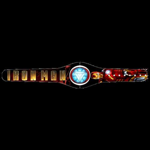 Custom Iron Man MagicBand 2 Skin