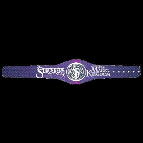 Sorcerers of Magic Kingdom MagicBand 2 Skin