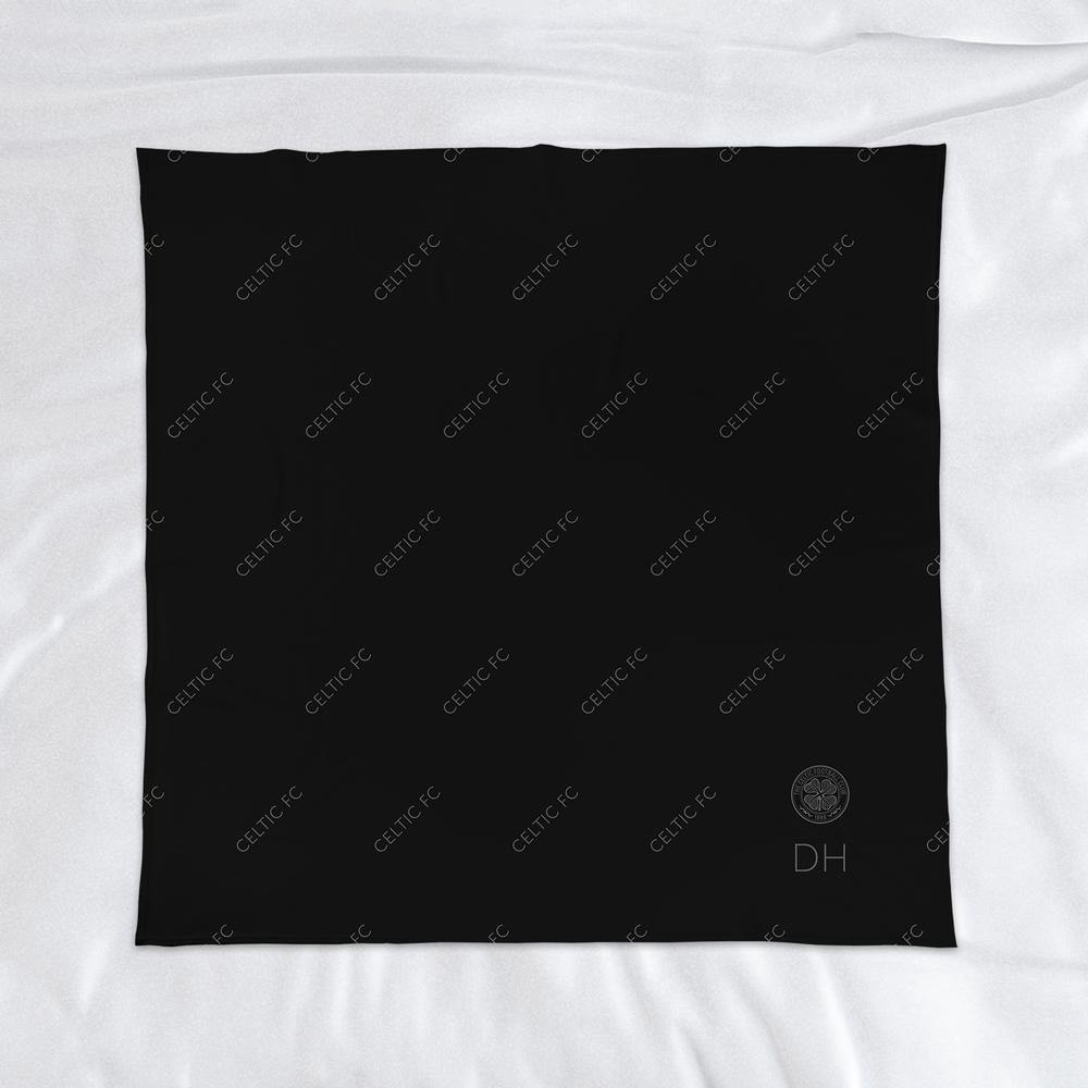 Celtic FC Pattern Fleece Blanket