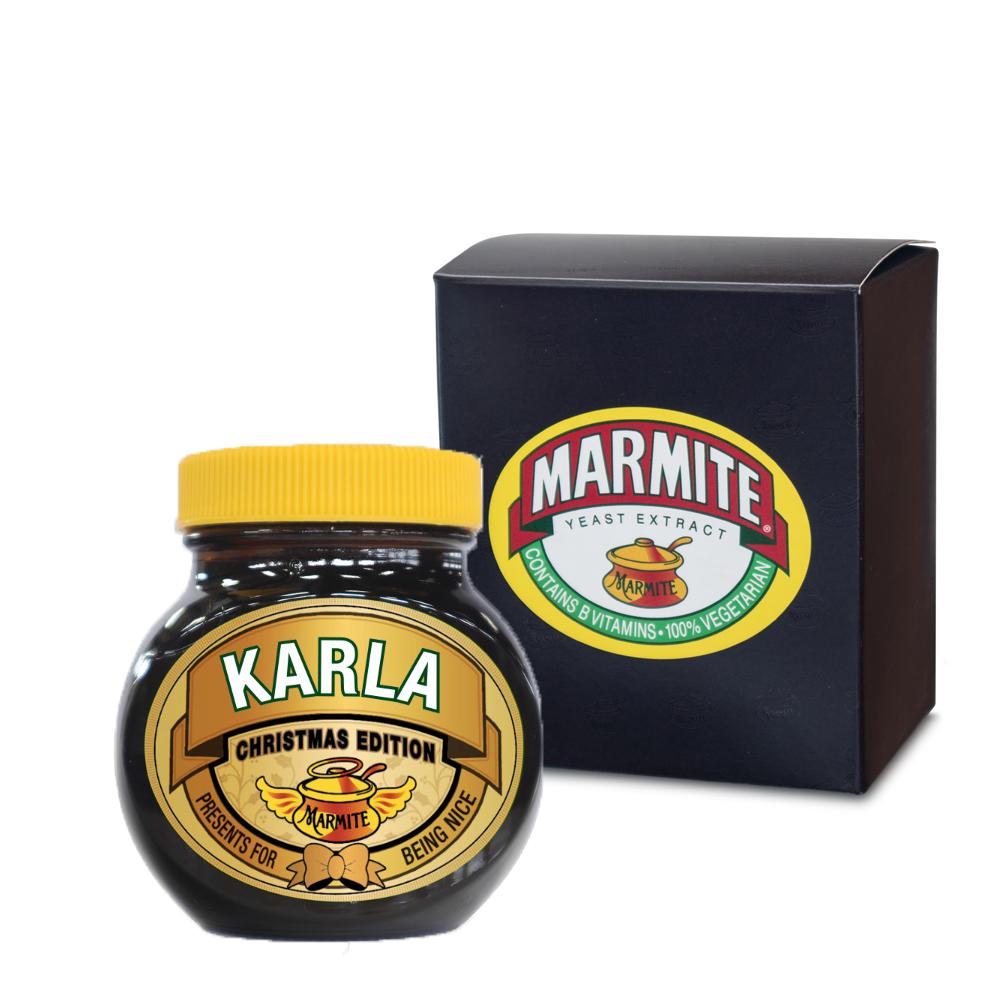 Marmite - Christmas Edition with Gift Box (Nice)