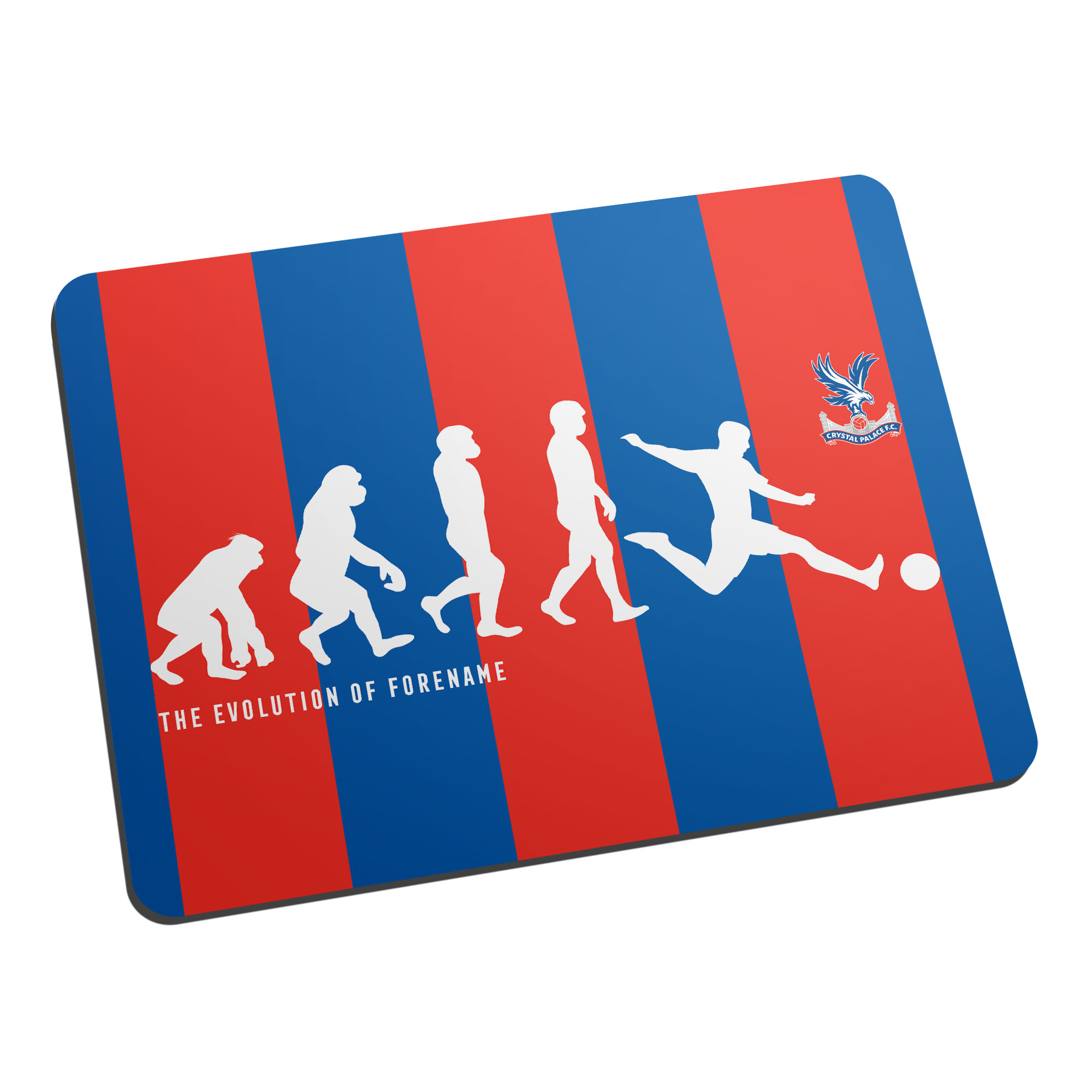 Crystal Palace FC Evolution Mouse Mat