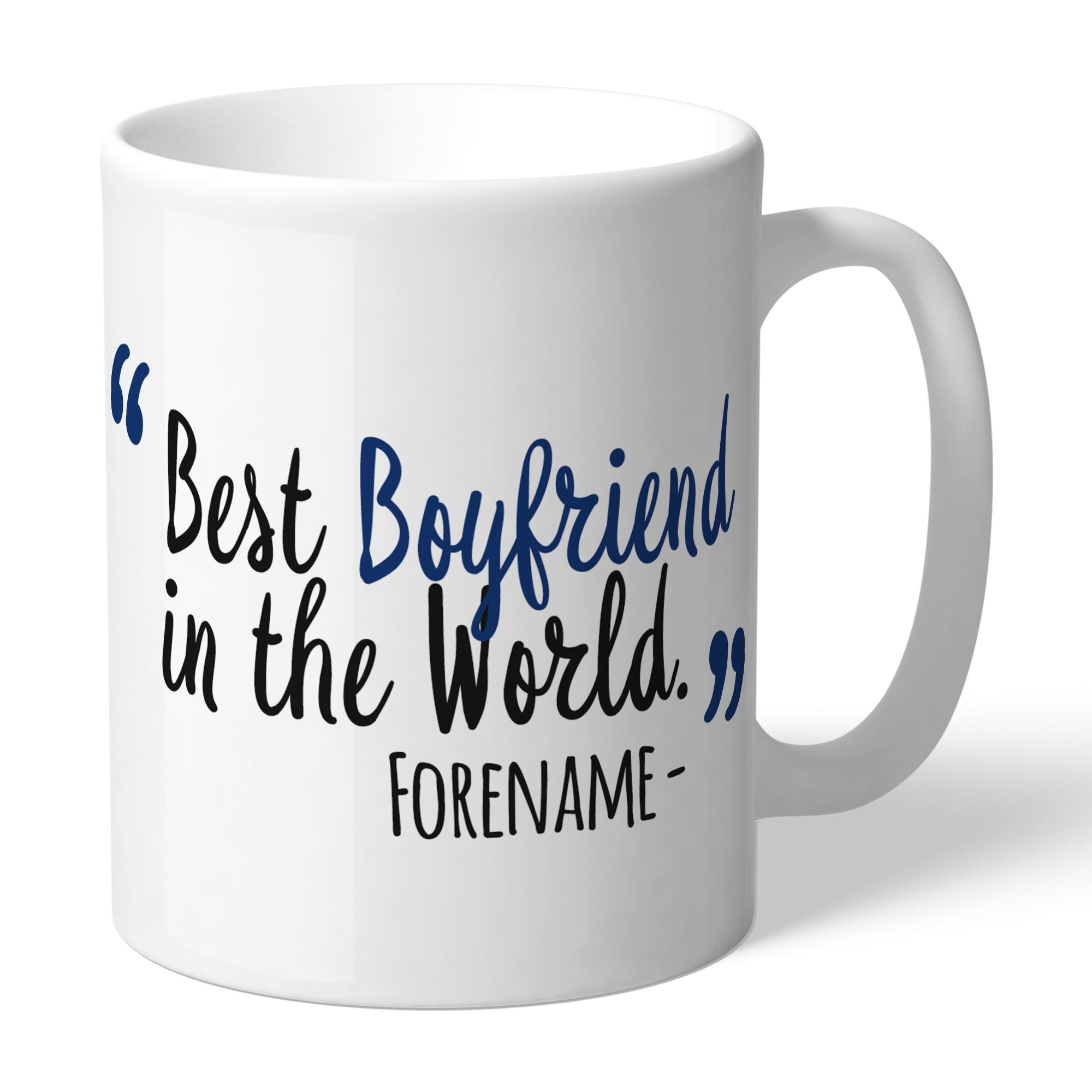 Millwall Best Boyfriend In The World Mug