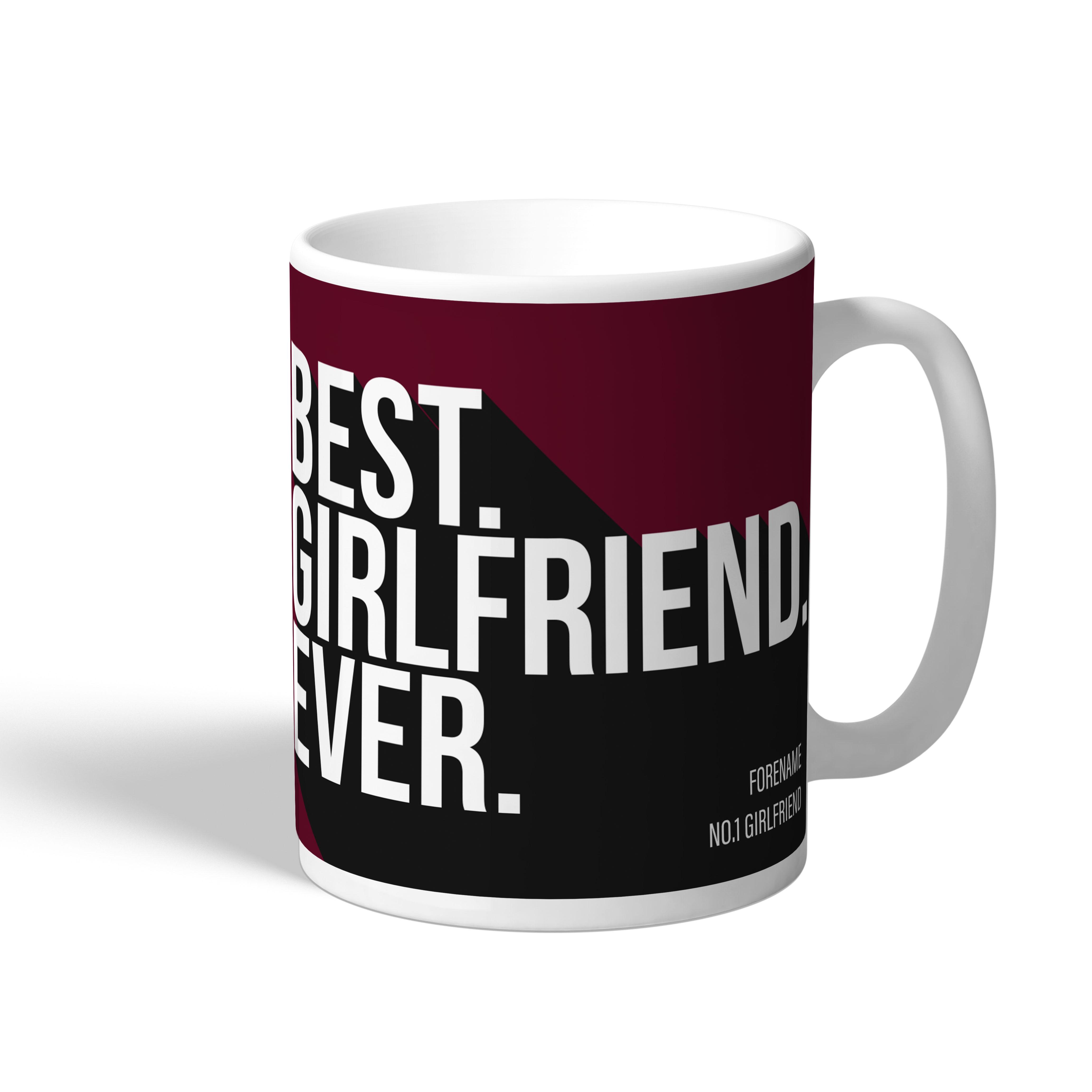 West Ham United FC Best Girlfriend Ever Mug