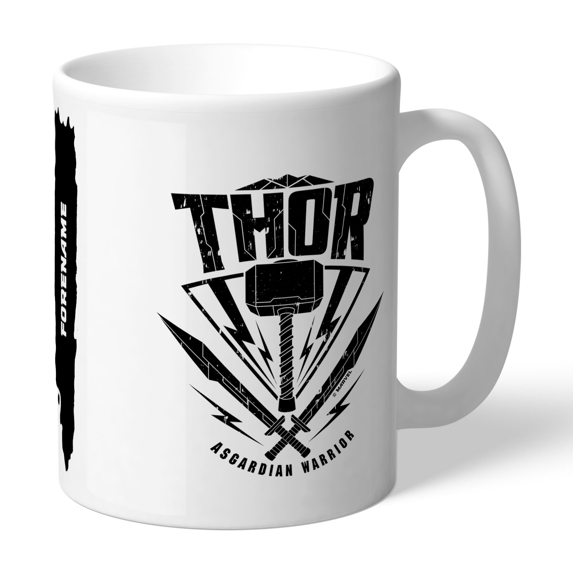 Marvel Thor Ragnarok Thor Badge Mug