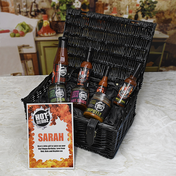Hot Sauce Hamper