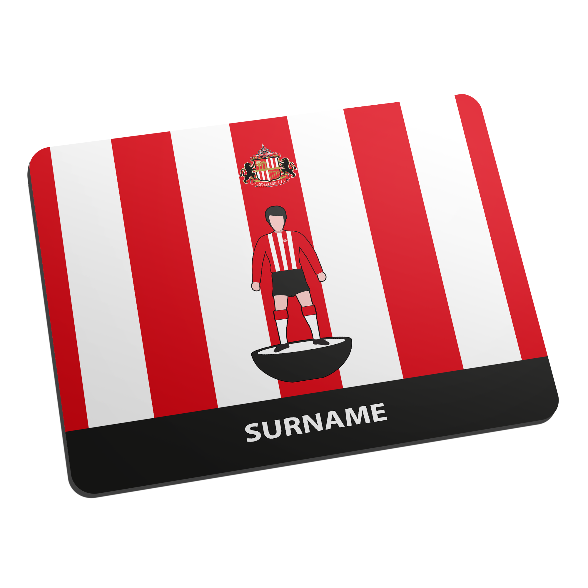 Sunderland AFC Player Figure Mouse Mat