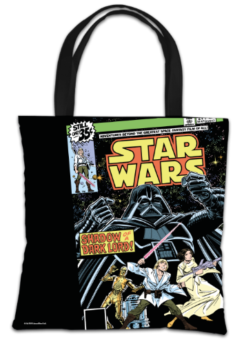 Star Wars Classic Comic Print Tote Bag