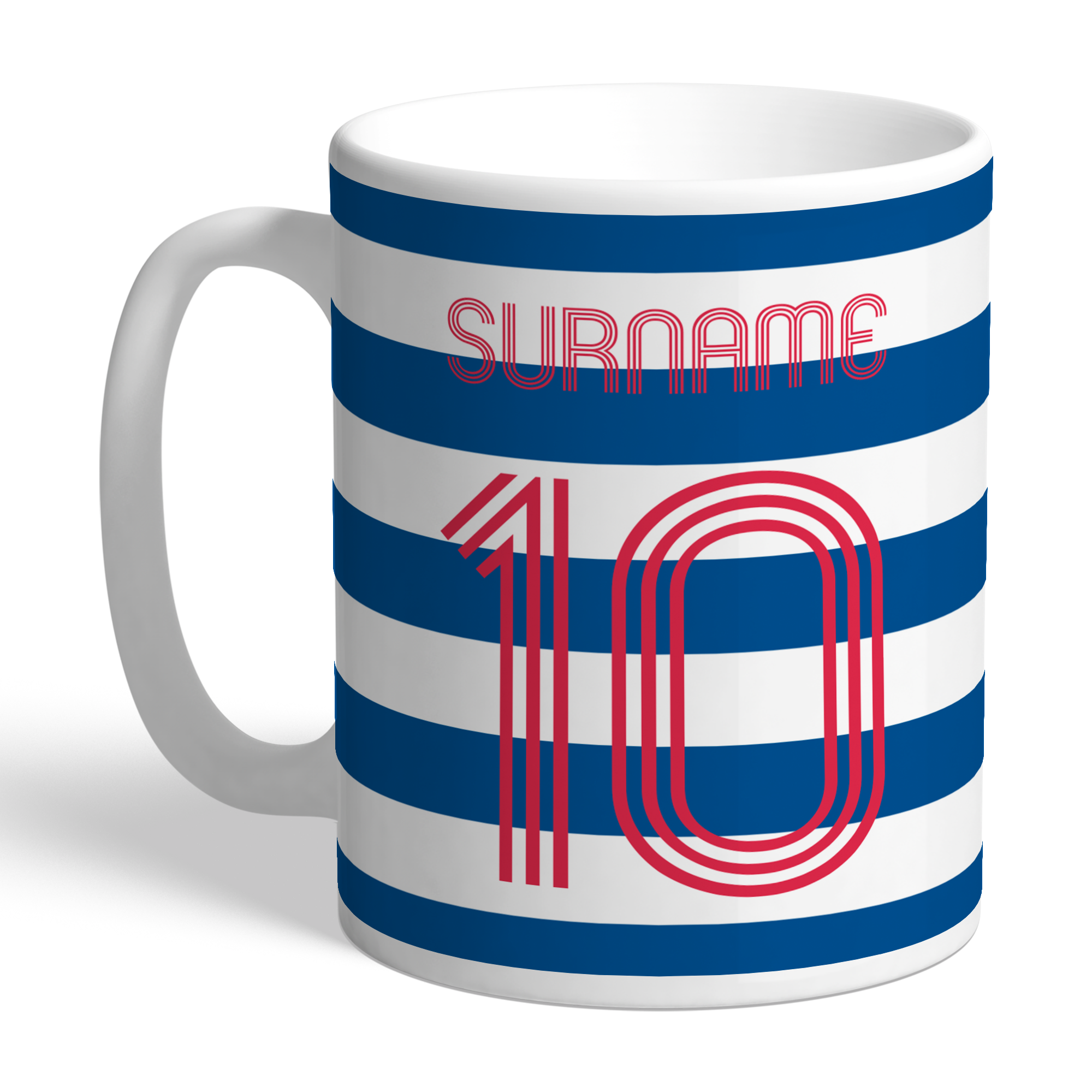 Reading FC Retro Shirt Mug