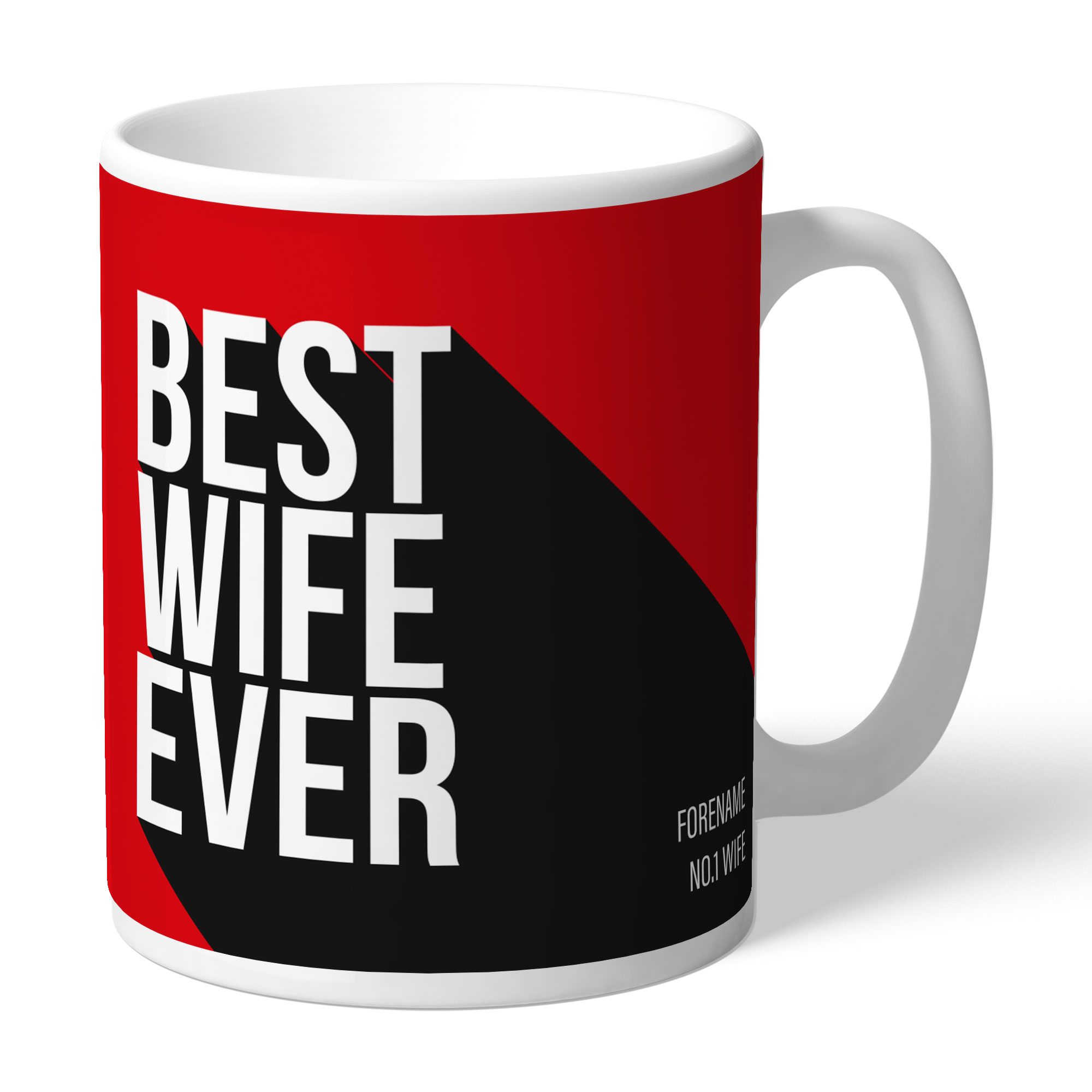 Manchester United FC Best Wife Ever Mug