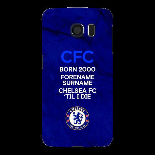 Chelsea FC 'Til I Die Samsung Galaxy S6 Phone Case