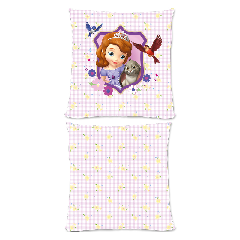 Disney Sofia The First Sofia And Clover Small Fiber Cushion