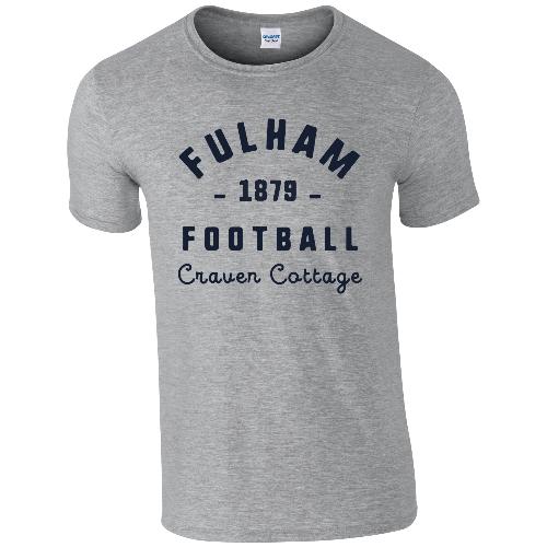 Fulham FC Stadium Vintage T-Shirt
