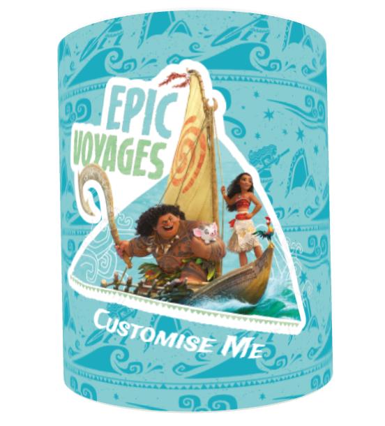 Disney Moana Epic Voyage Mug