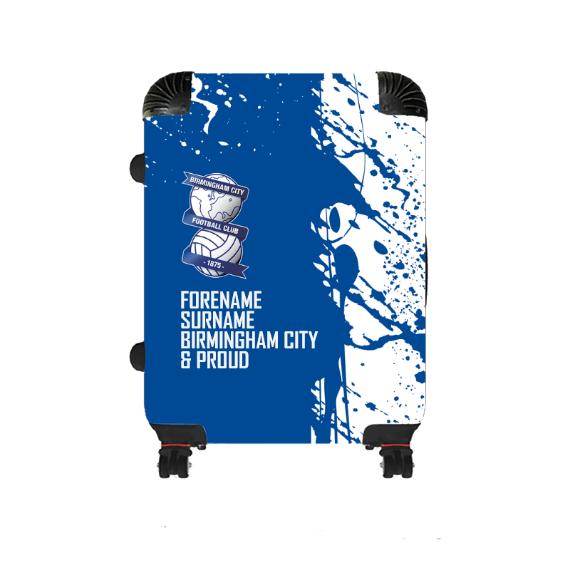 Birmingham City Proud Medium Suitcase
