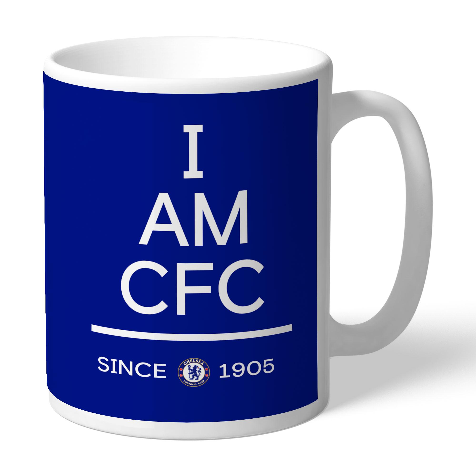 Chelsea FC I Am Mug