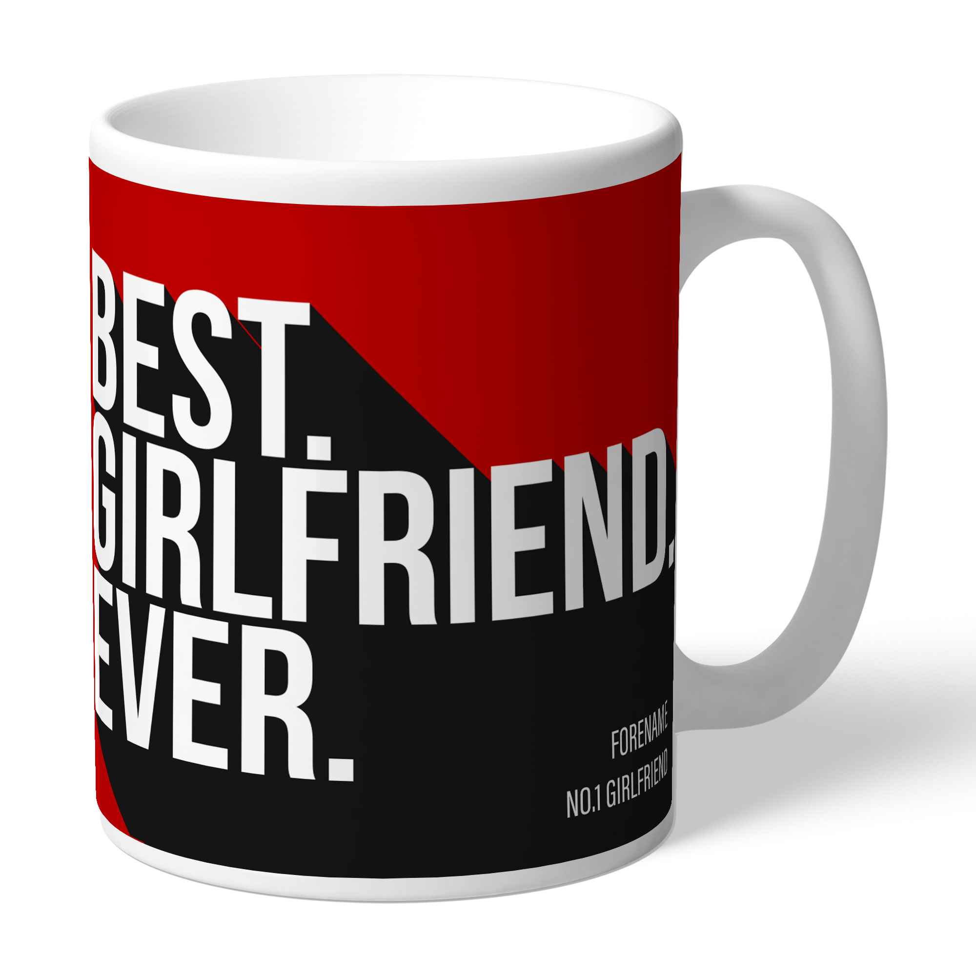 Brentford Best Girlfriend Ever Mug
