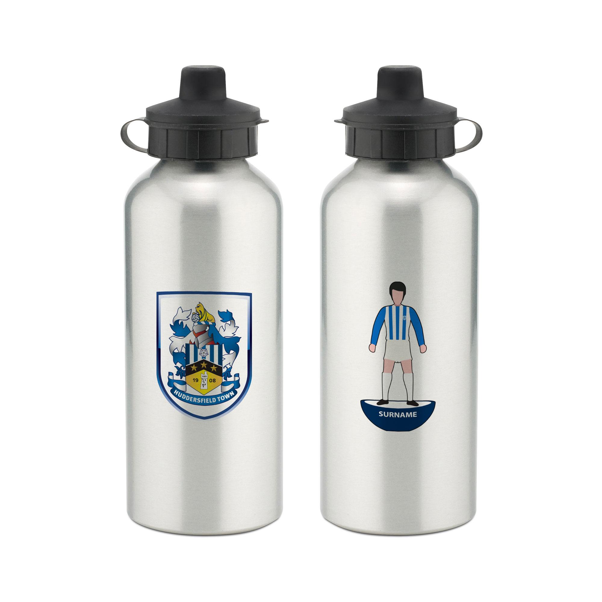 Huddersfield Town Player Figure Water Bottle