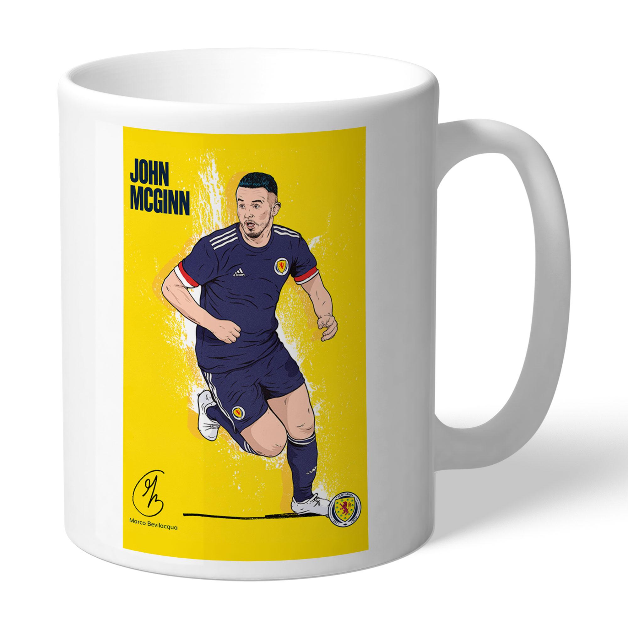 Scotland McGinn Art Mug