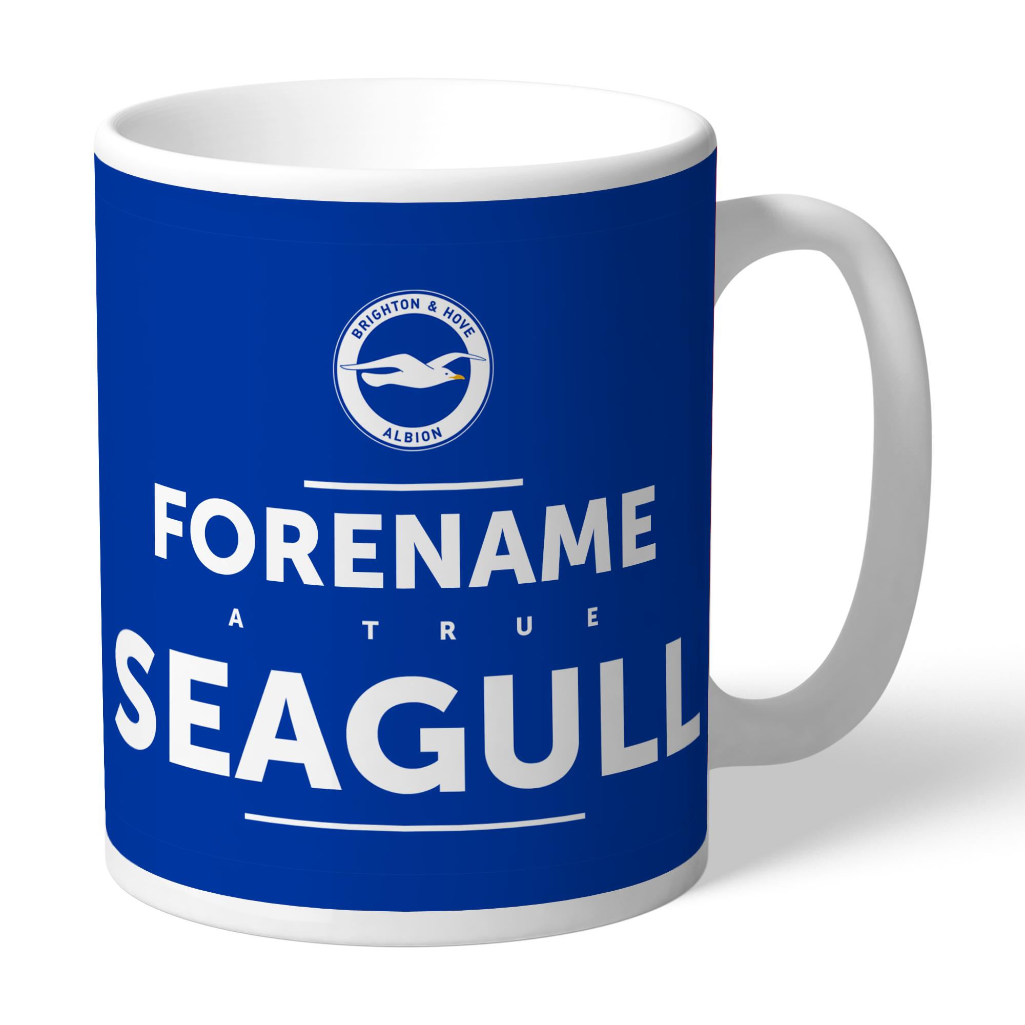 Brighton & Hove Albion FC True Mug