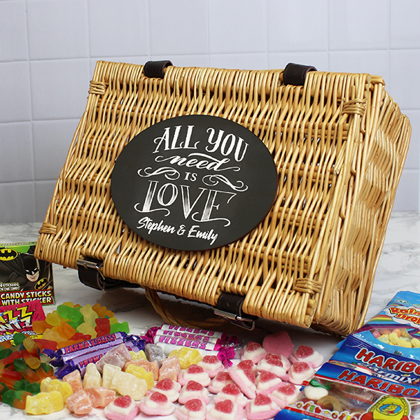All You Need Is Love Sweet Hamper