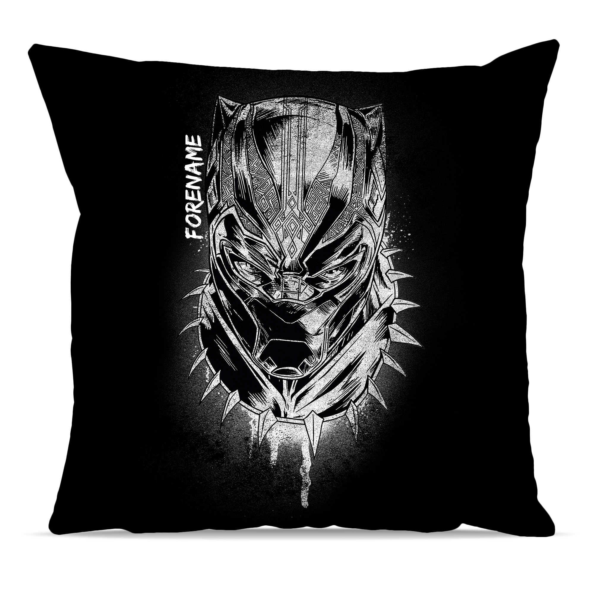 Marvel Black Panther Sketch Cushion