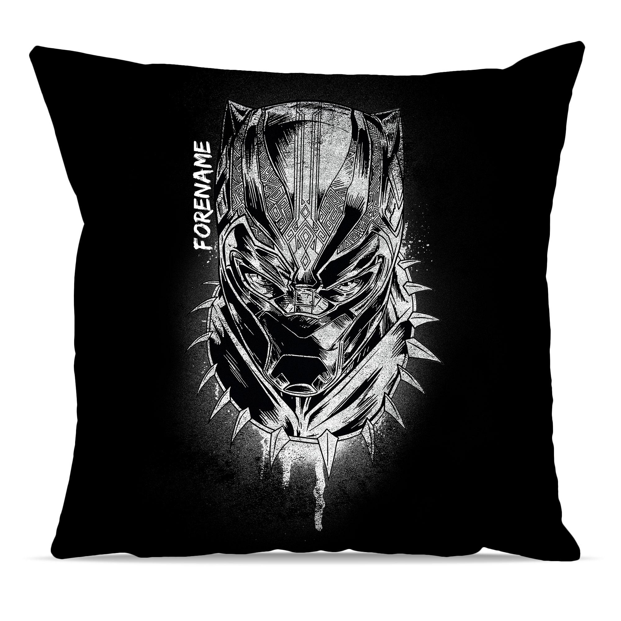 Marvel Black Panther Sketch Cushion