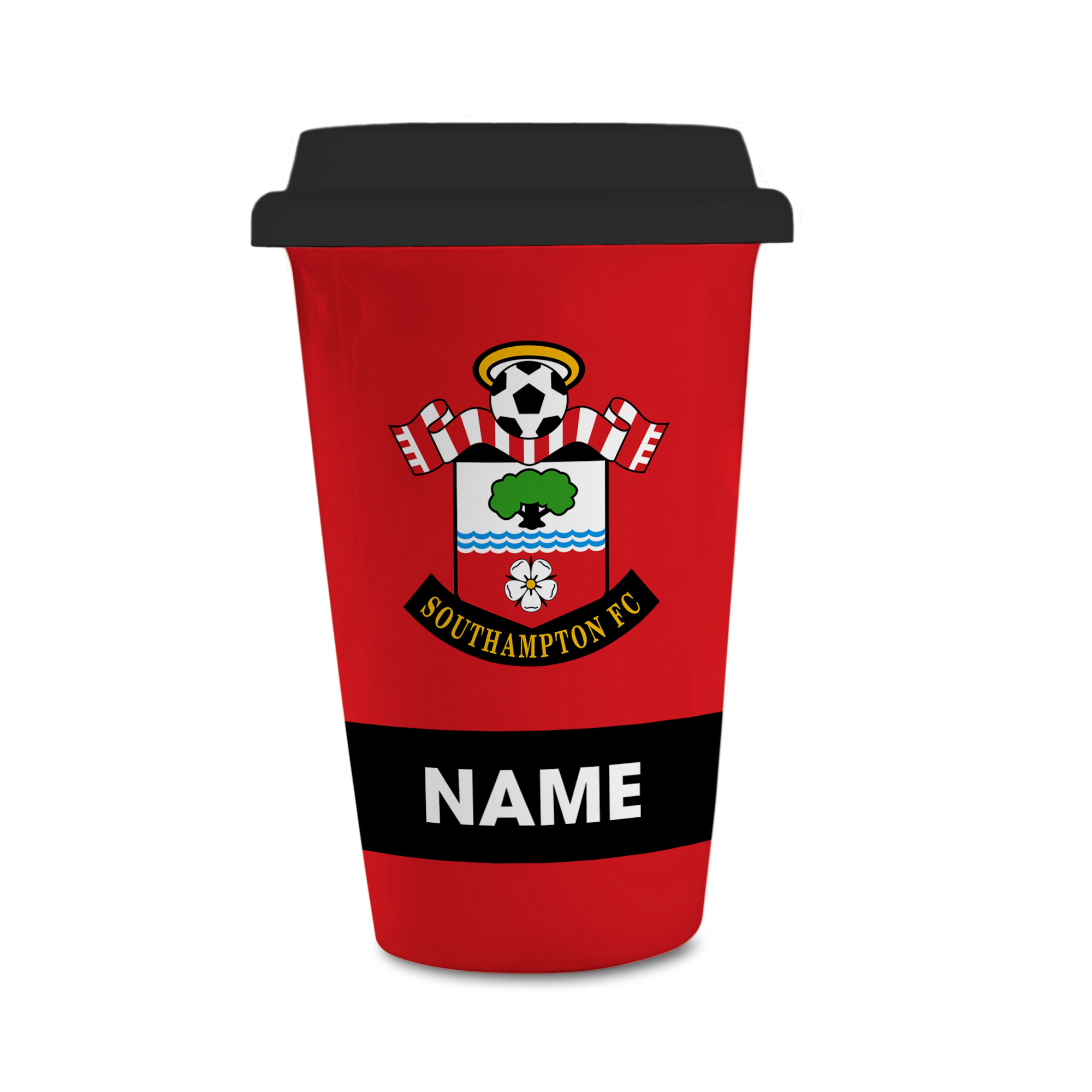 Southampton FC Eat Sleep Drink  Reusable Cup