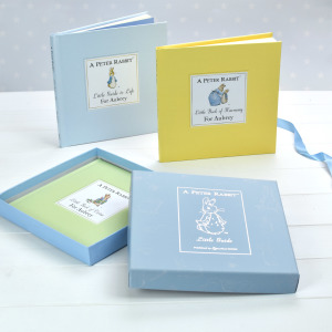 Peter Rabbit Triple Book Set