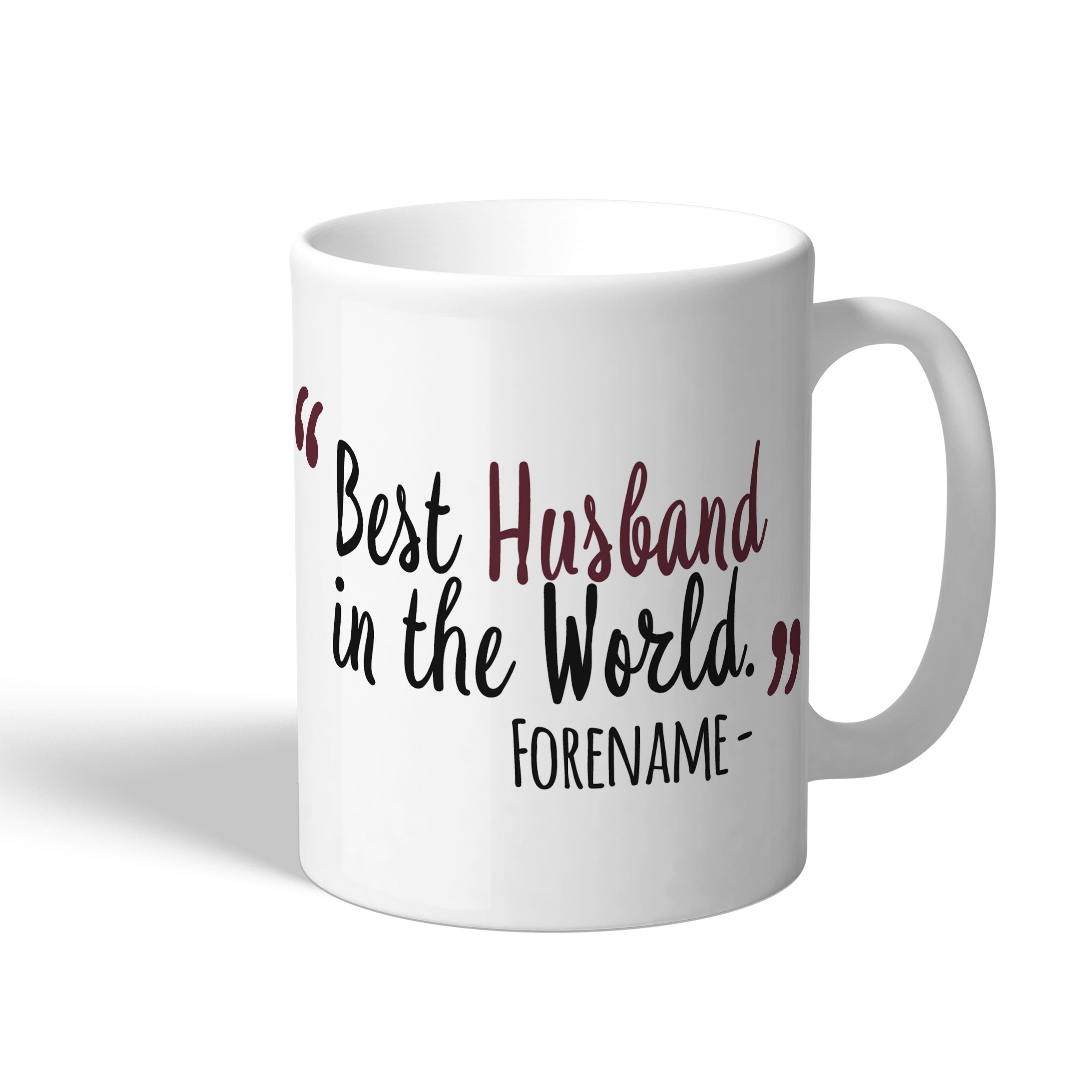 West Ham United FC Best Husband In The World Mug