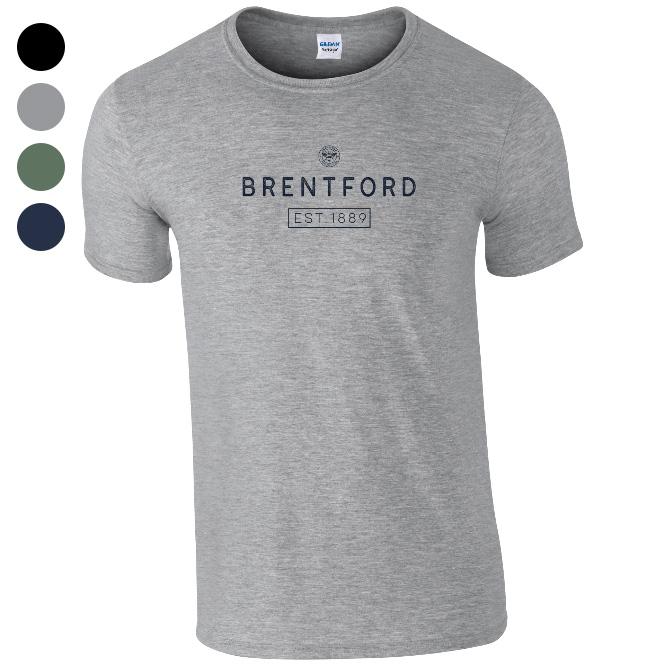 Brentford FC Minimal T-Shirt
