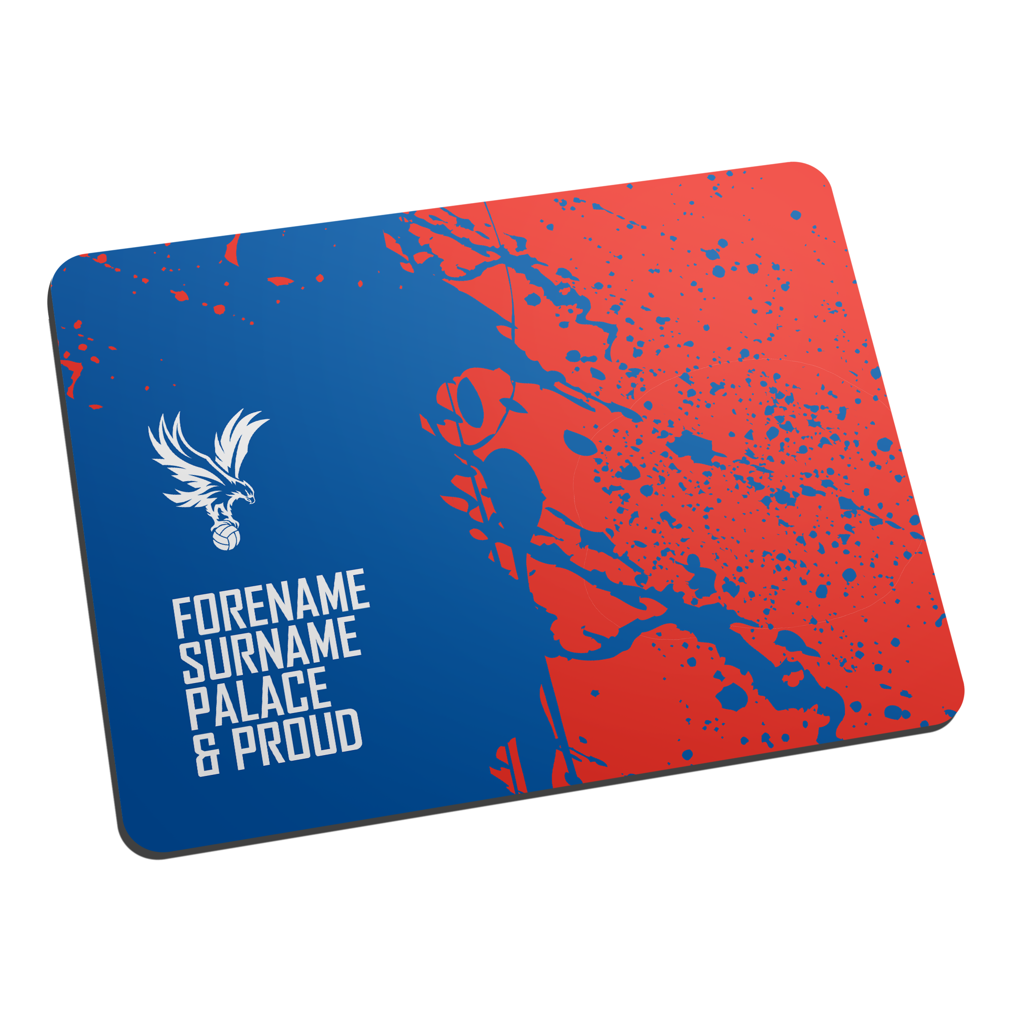 Crystal Palace FC Proud Mouse Mat