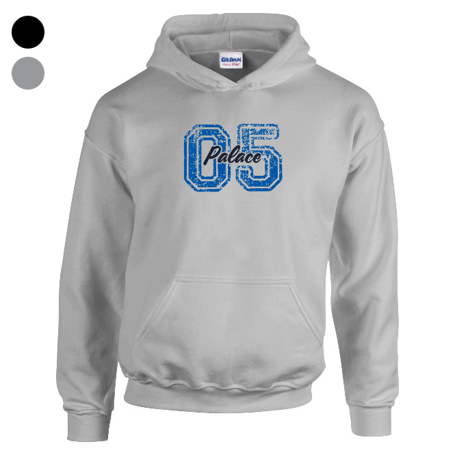 3fec920a5f07 Crystal Palace FC Varsity Number Hoodie