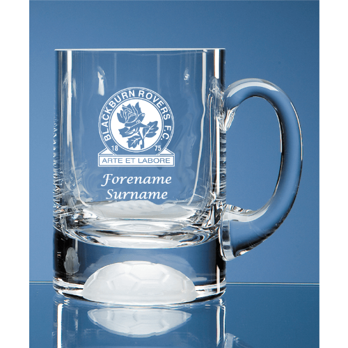 Blackburn Rovers FC Ball Base Tankard