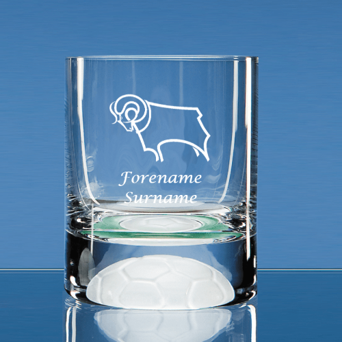 Derby County Crest Ball Base Tumbler