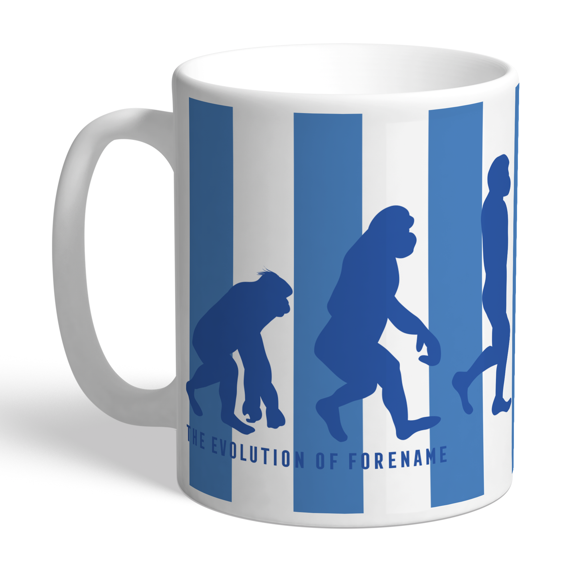 Sheffield Wednesday Evolution Mug