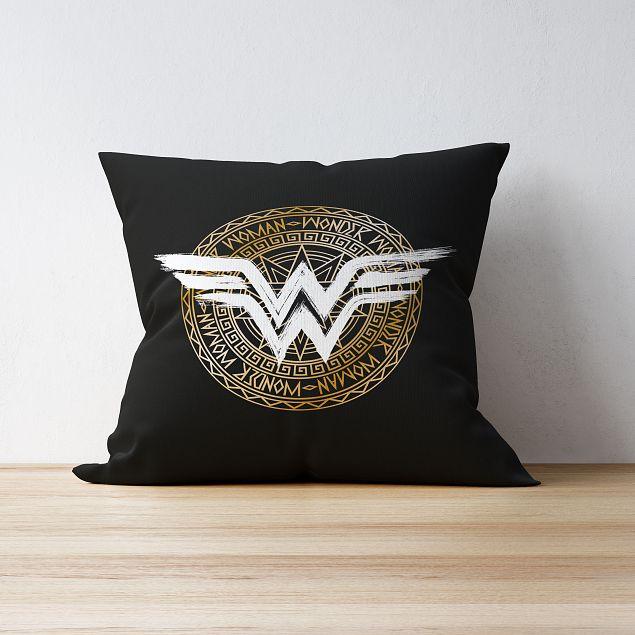 Wonder Woman™ Cushion - Crest