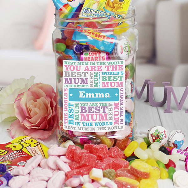 Best Mum - Sweet Jar