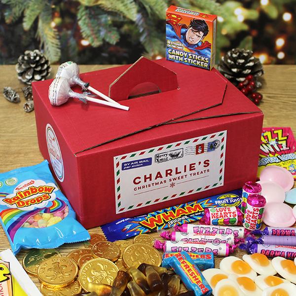 Santa's Sweet Box