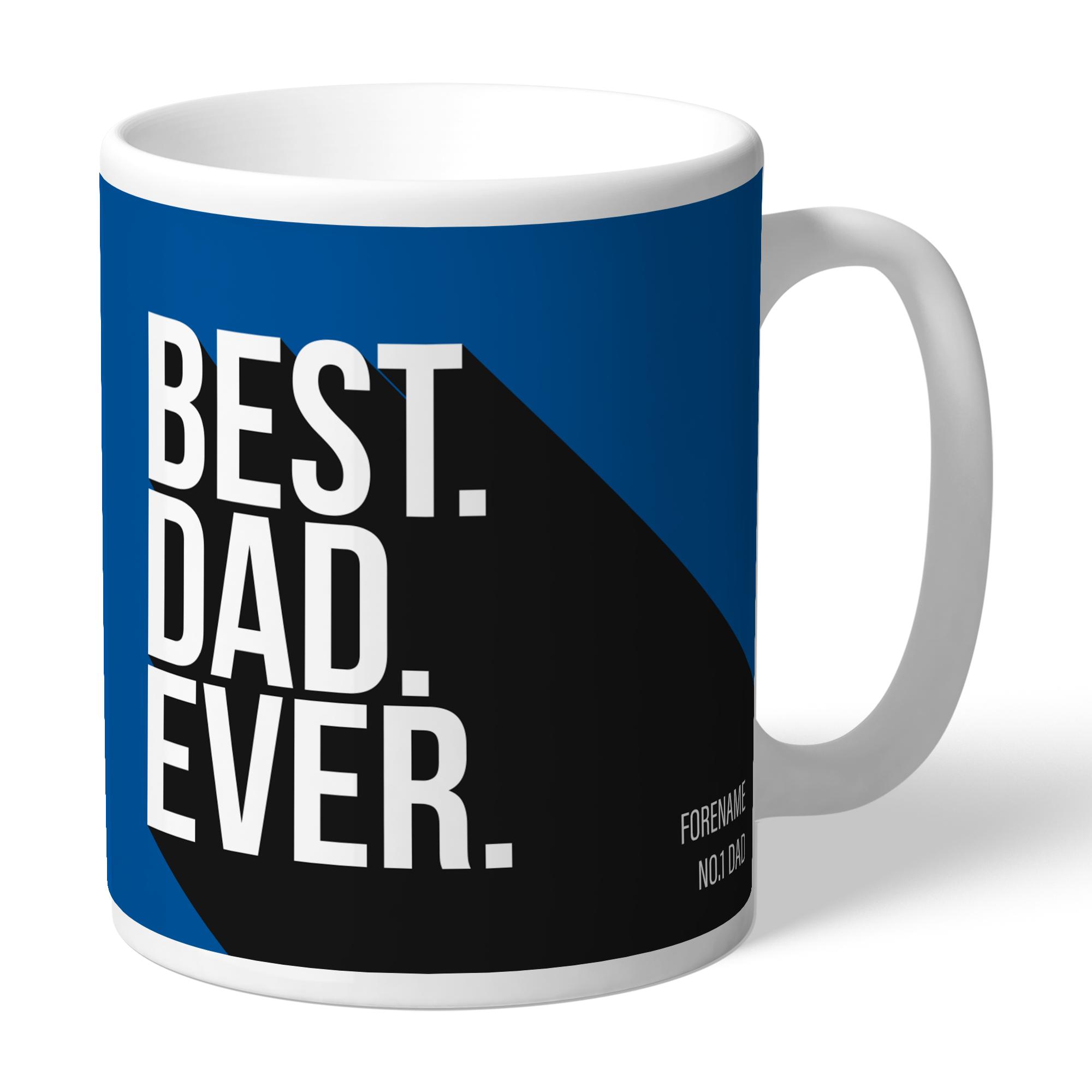 Birmingham City Best Dad Ever Mug