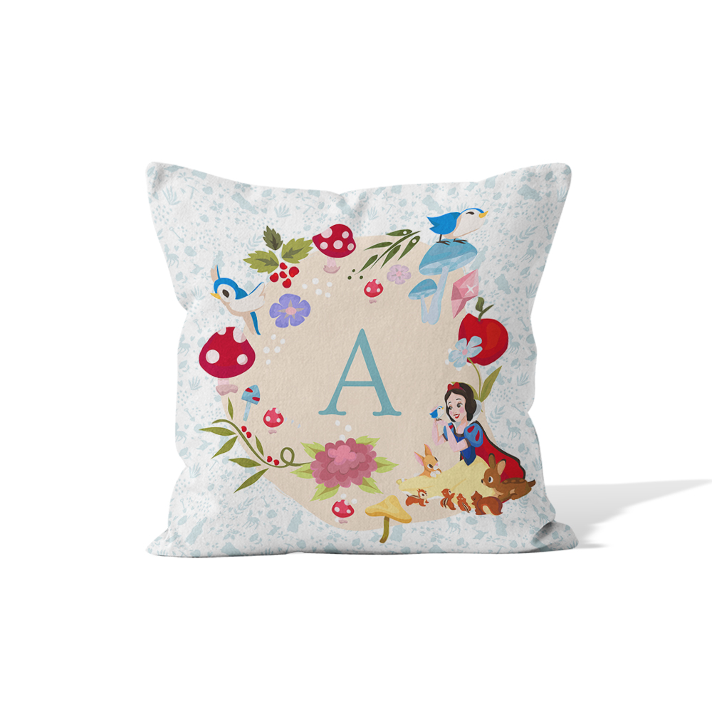 Disney Princess Snow White Initial Cushion