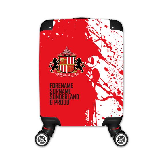 Sunderland Proud Kid's Suitcase