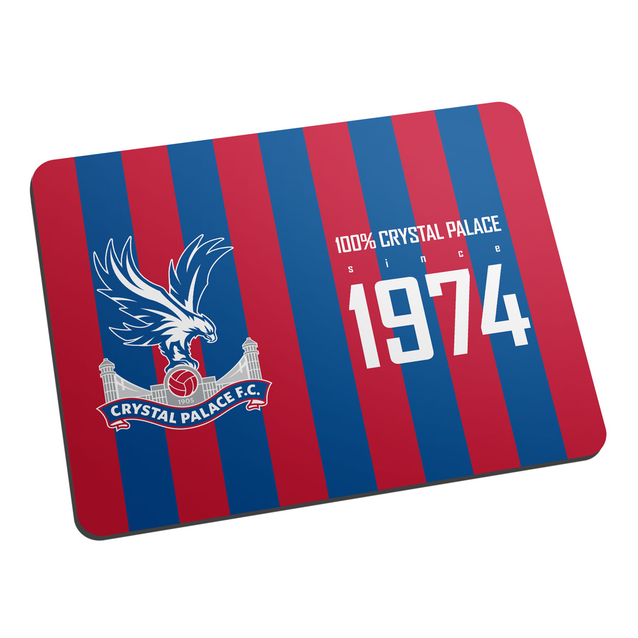 Crystal Palace FC 100 Percent Mouse Mat